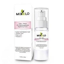 30ML Facial whitening cream Remove Freckle melasma Acne Spots Brighten Skin Mois