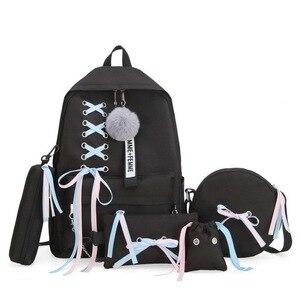 SHUJIN Large School Bags For T
