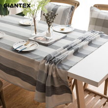 GIANTEX Kitchen Waterproof Table Cloth Tablecloth Rectangular Tablecloths Dining Table Cover Obrus Tafelkleed mantel mesa nappe