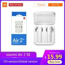 Xiaomi – écouteurs sans fil Bluetooth Mi Air 2 SE 5.0 TWS, oreillettes True AirDots pro, 20 heures de batterie, commande tactile