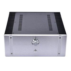 Двойной радиатор BRZHIFI BZ3212A, алюминиевый чехол для усилителя мощности класса А