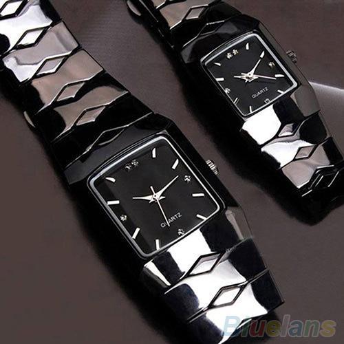 Fashion Gift Casual Couple Lover Women Men Quartz Movement Wrist Watch Couple Luxury Watch Men Watch Women's Wrist Watch Relogio