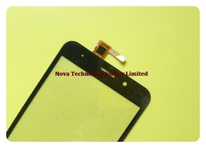 Image 3 - Wyieno Black/Golden LCD Display 15 22211 3259 2 For Vertex Impress Luck LCD Screen Display Touch Screen Digitizer + tracking