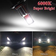 цена на OLOMM 2PCS 9006 HB4 CSP Car LED Headlight  70W 3600LM Fog Lights  6000K Super White LED Lamps/Light Bulbs For Cars