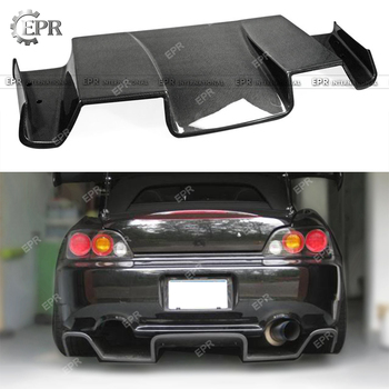 Carbon Diffuser For Honda S2000 AP1 AP2 SP Style Wide Body Carbon Fiber Rear Diffuser Body Kit Tuning Trim For S2000 Racing