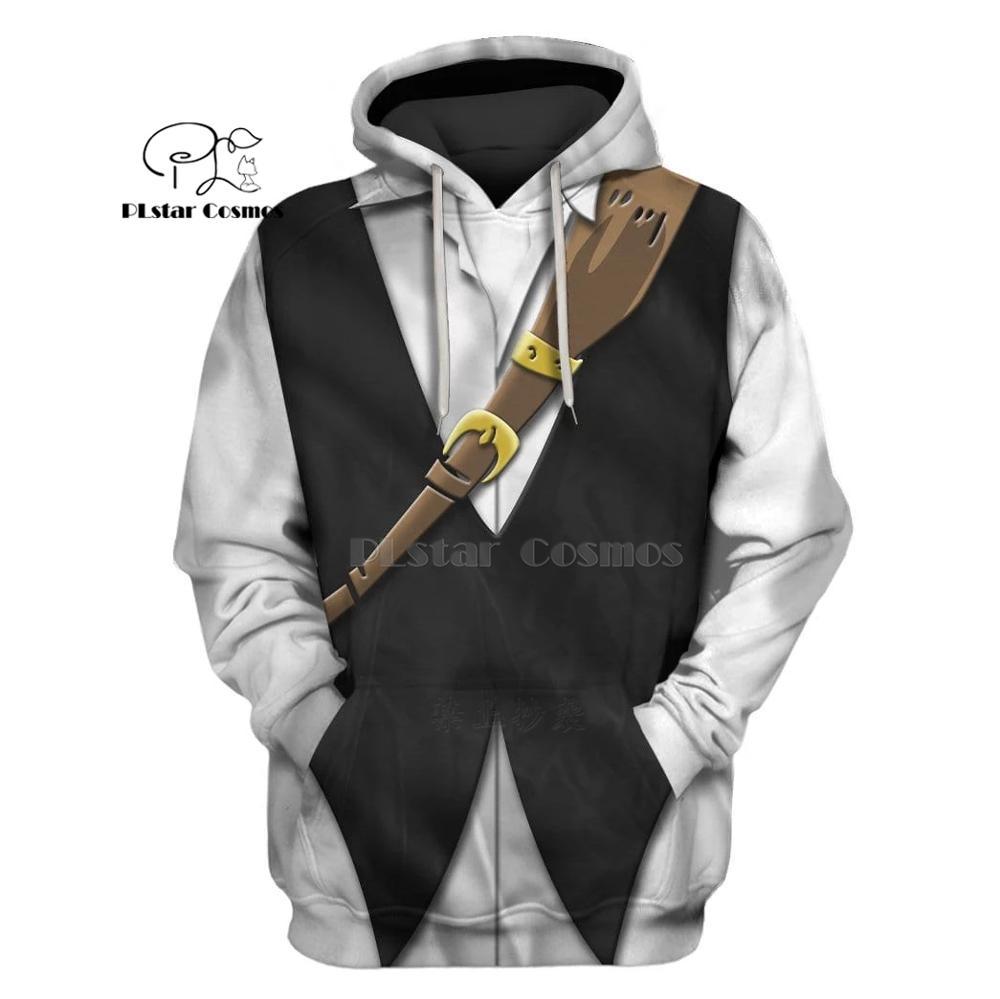PLstar Cosmos Meliodas The Seven Deadly Sins 3d Hoodies/Sweatshirt Winter Autumn Funny Cosplay Streetwear