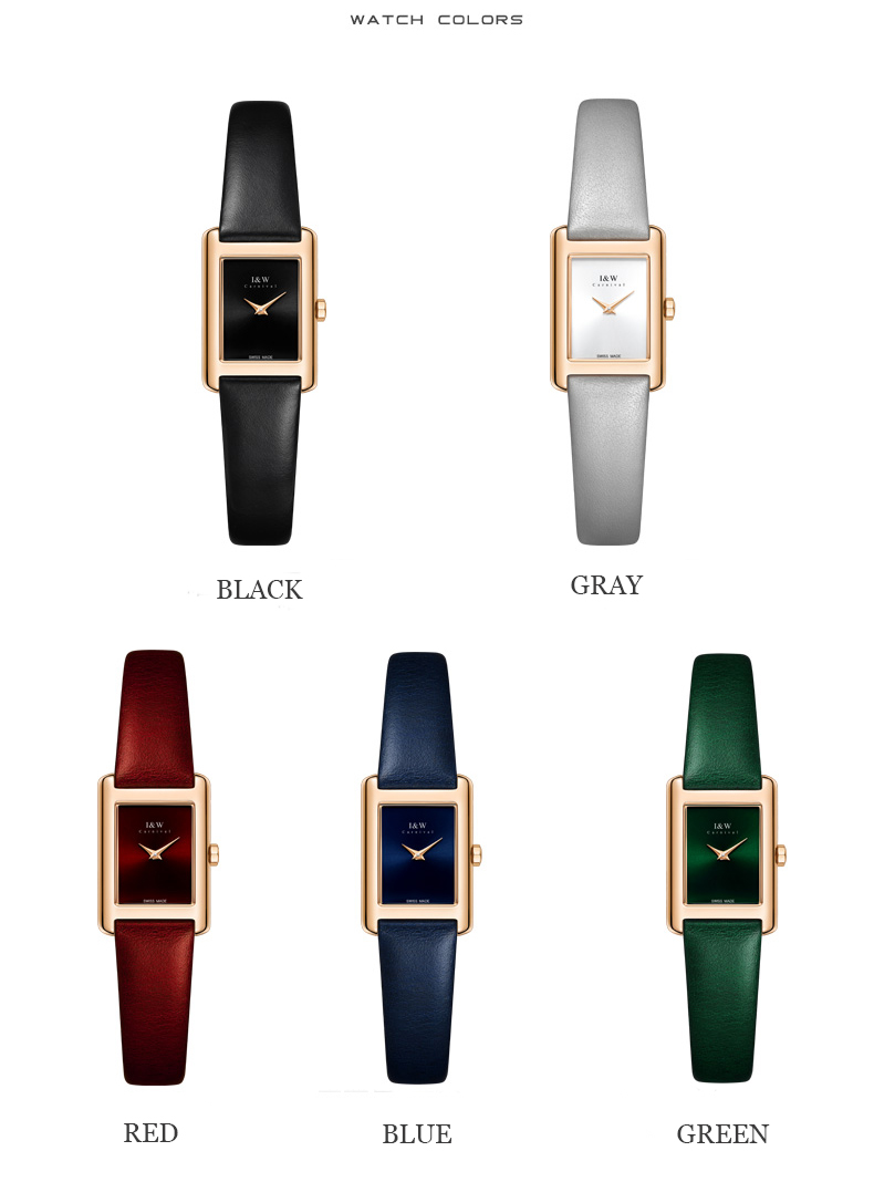 mulheres relógios de quartzo itália safira relogio