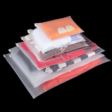 Plastic-Bags Ziplock Transparent 20pieces for with Double-Thick
