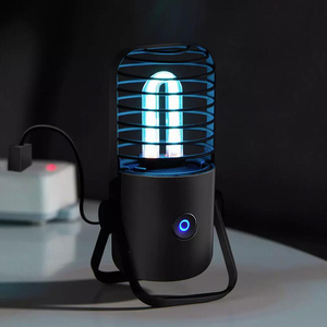 Image 5 - Youpin Xiaoda עיקור שולחן מנורת UV אוזון כפול 99.9% שיעור עיקור אולטרה סגול ריי להרוג חיידקים