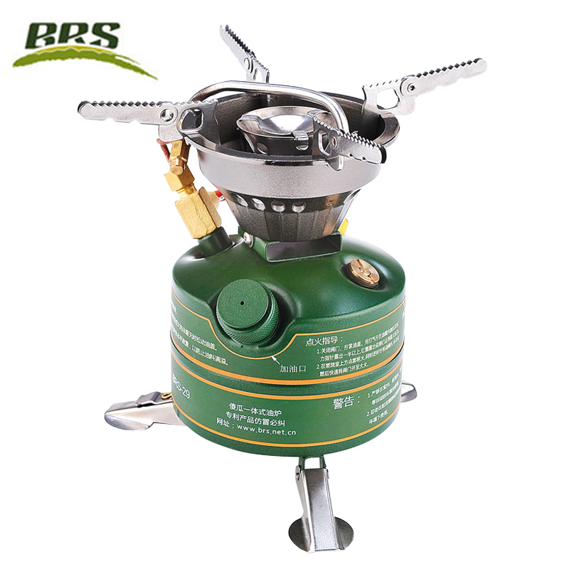 BRS Camping Stove Cooking Cooker Simple Oil Stove Non-Preheating Stove BRS-29/BRS-29B image