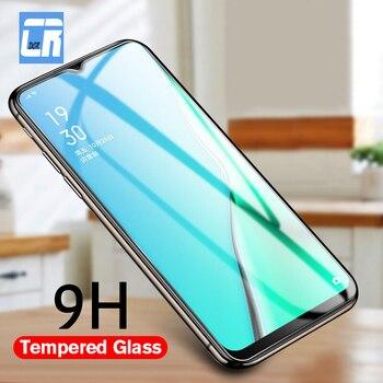 Перейти на Алиэкспресс и купить 9H полное покрытие закаленное стекло для OPPO A11X A9 A5 2020 K5 Reno Ace Защита экрана для Realme 5 X2 Pro Q XT защитное стекло