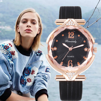 Orologio Donna Horloges Vrouwen Simple Style White Leather Watches Women Fashion Watch Minimalist Ladies Wrist Female Clock