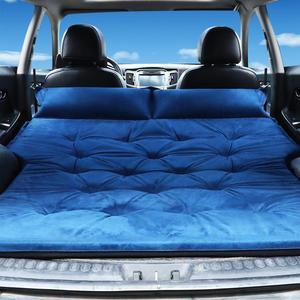 Image 3 - Voiture kanepe Colchon stil şişme Araba Aksesuar Accesorios Automovil aksesuarları kamp seyahat yatağı SUV Araba için