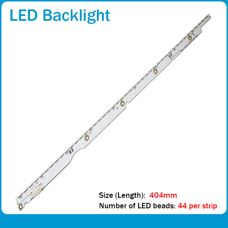 6V LED Backlight Strip 44 Lamp For 2012svs32 7032nnb 2D V1GE-320SM0-R1 32NNB-7032LED-MCPCB UA32ES5500 UE32ES6557 UE32ES6307