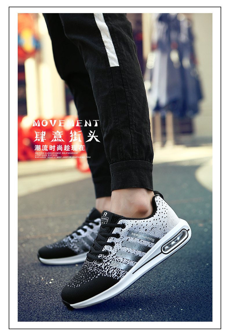 Hdd3dc7f5eda84f31a657d1248b7f2482D New Autumn Fashion Men Flyweather Comfortables Breathable Non-leather Casual Lightweight Plus Size 47 Jogging Shoes men 39S