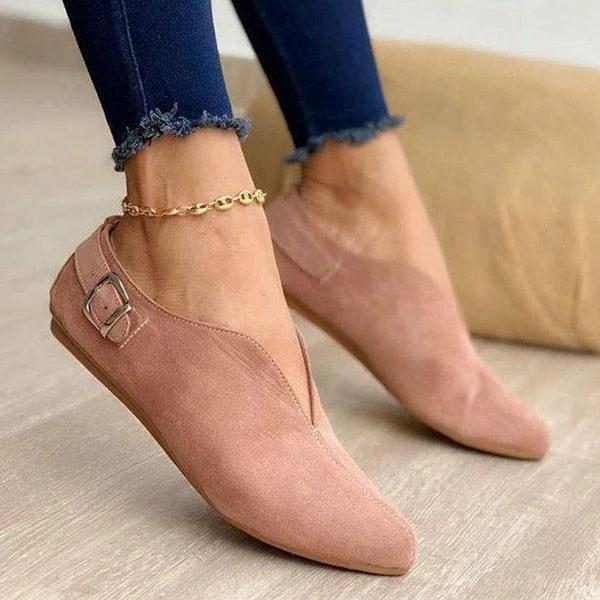 Women Summer Fashion Sweet Flat Casual Shoes  5