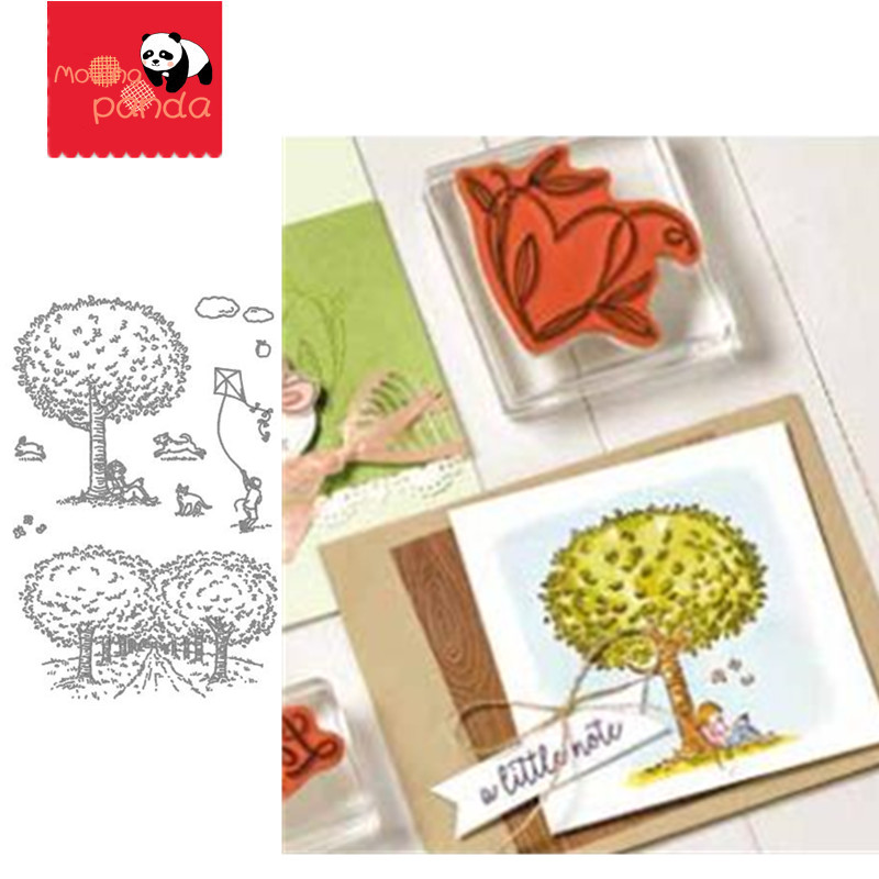 MP166 SUMMER DAYS Metal Cutting Dies And Stamps Stencil For DIY Scrapbooking Paper/photo Cards Embossing Dies