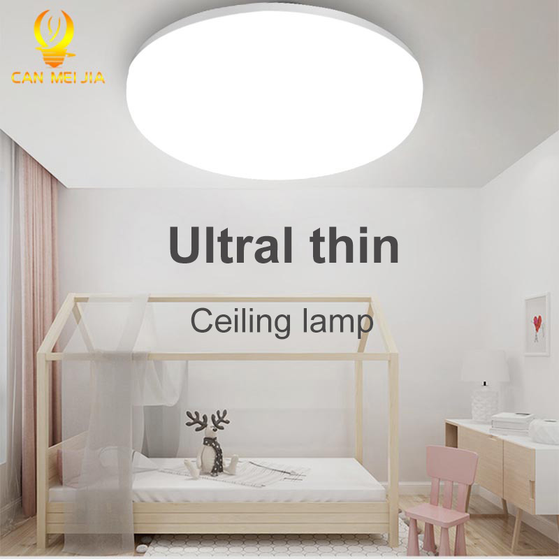 Led Panel Light LED Ceiling Lamp 220V Modern Surface Mounted Lights 15W 20W 30W 50W Lamps For Indoor Home Kitchen Lighting