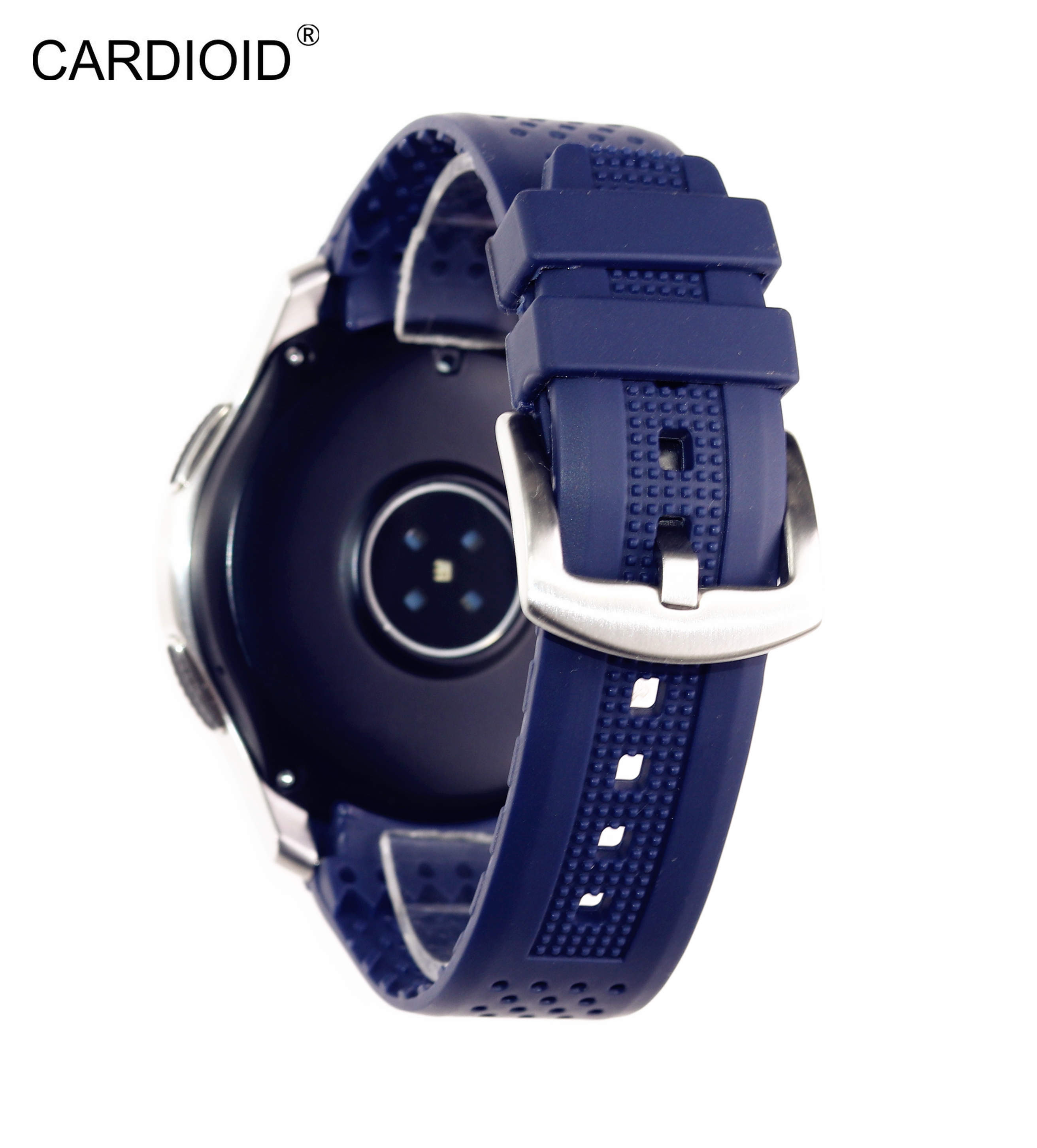 Image 5 - New style high end 22mm silicone strap bracelet bracelet for Samsung Gear S3 S4 Galaxy Watch 46mm watch strap watchbands-in Watchbands from Watches