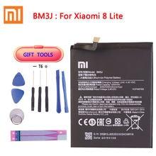 100% Оригинальный аккумулятор для телефона bm3j xiaomi 8 lite