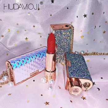 цена на NEW Wallet lipstick Sexy Long-lasting Waterproof Lipstick Cosmetic Liquid Lipstick and Lips pencil Matte Lip gloss Lip Beauty