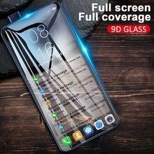 Закаленное стекло с полным покрытием 9D для huawei Honor 9X20 Pro 10 Lite View 20 20S 20i 10i V20 V30 Pro, защитное Переднее стекло премиум класса
