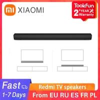 Nuovo Xiaomi Redmi Sound Bar TV Speaker 30W Bluetooth 5.0 PC Theater Aux 3.5mm Wired e Wireless Home Surround SoundBar Stereo