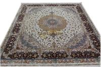 chinese handmade rugs silk carpet cover carpet European style living room carpet luxury grade European style carpet
