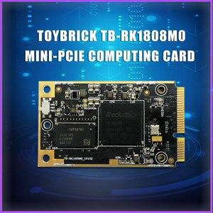 TB-RK1808M0 Mini-PCIe neural n