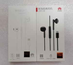 Image 5 - Original Huawei Classic Earphone CM33 In ear Type C Connectors Headset with Control Stereo For P20 P30 pro Mate 10 honor 9