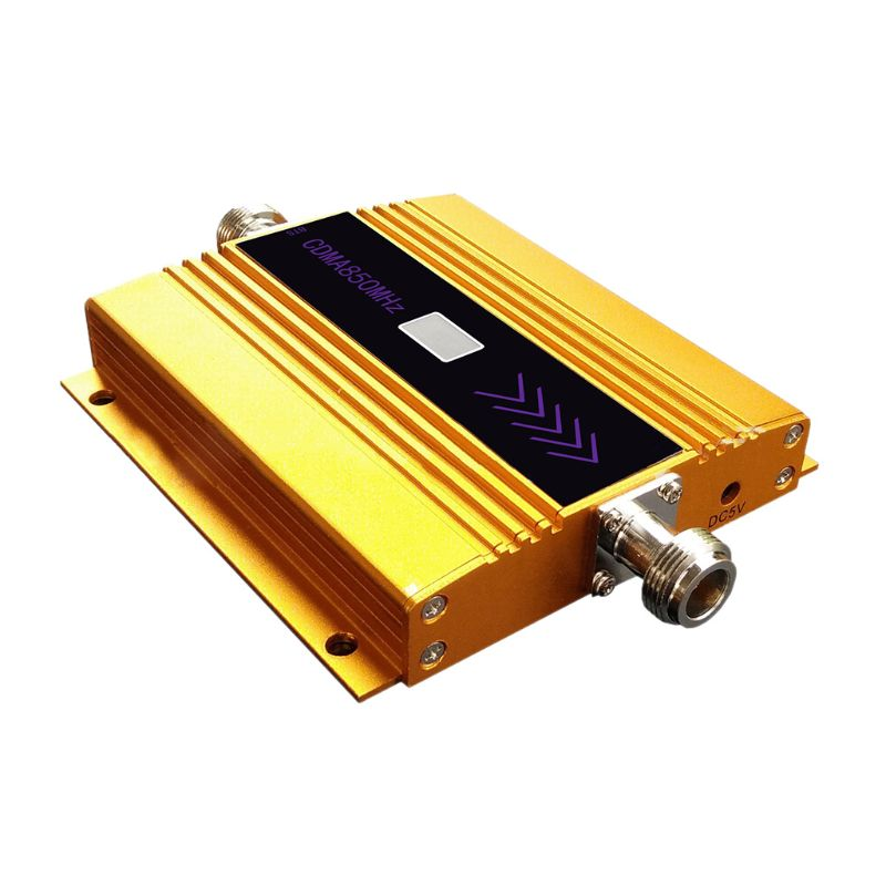 850MHz GSM 2G/3G/4G Signal Booster Repeater Amplifier Antenna For Mobile Phone LX9A