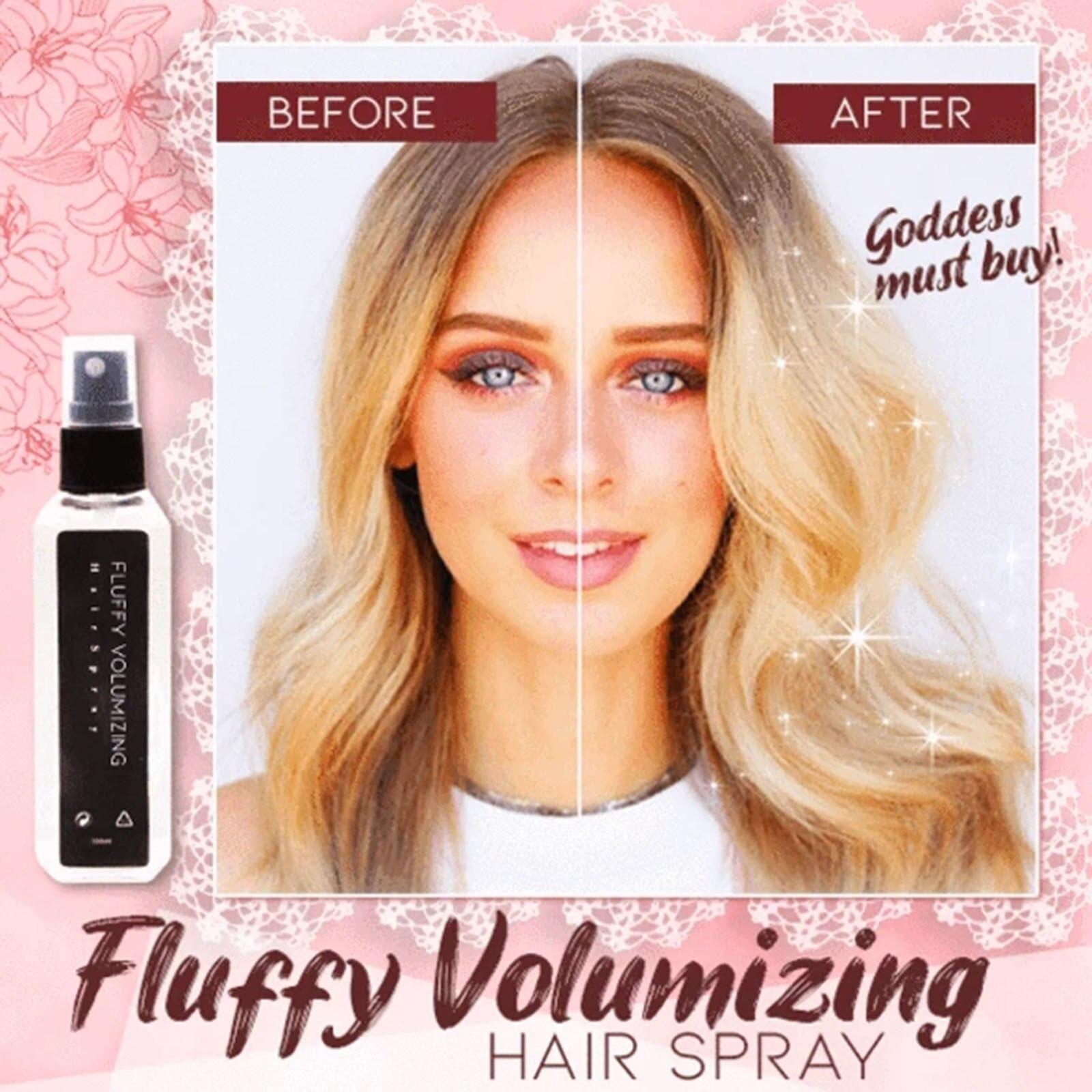 Fluffy Volumizing Hair Spray