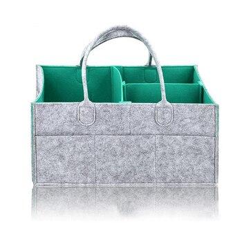 Войлочные детские пеленки Caddy Органайзер сумки для мам портативный держатель сумка для пеленания пеленальный столик для автомобиля, товары для питомников
