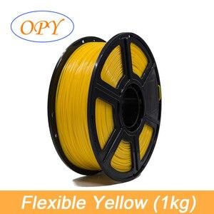 Image 4 - Rubber Profielen Materiaal In Roll Flex 3D Plastic Filamenten 1.75 Gloeidraad 1.75Mm 1 F 75 Filament Pla 1.75Mm 1Kg 1 F 75Mm 0.8Kg