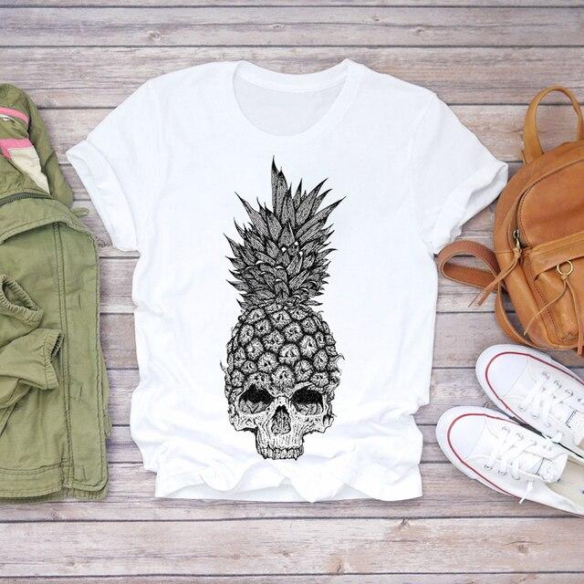 Фото футболка с изображением графический женский футболка т для женщин