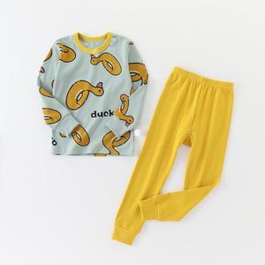 Image 5 - Pyjama printemps coton pour garçons et filles