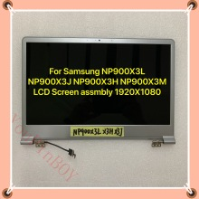 Screen-Assembly NT900X3L Samsung Lcd-Display for Nt900x3l/Np900x3l/Np900x3h/.. White