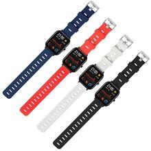 Soft Silicone Breathable Watch Band Wrist Strap for Huami Amazfit GTS Kit
