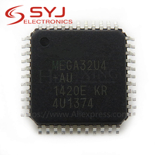 1pcs/lot ATMEGA32U4-AU ATMEGA32U4 QFP-44 In Stock