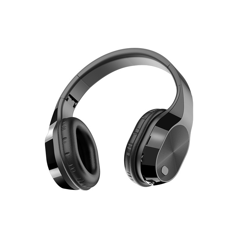 Gaming Headphones 9D Stereo Earphones Retractable Fold Bluetooth Headset With Microphone For Laptop/PC Tablet Gamer