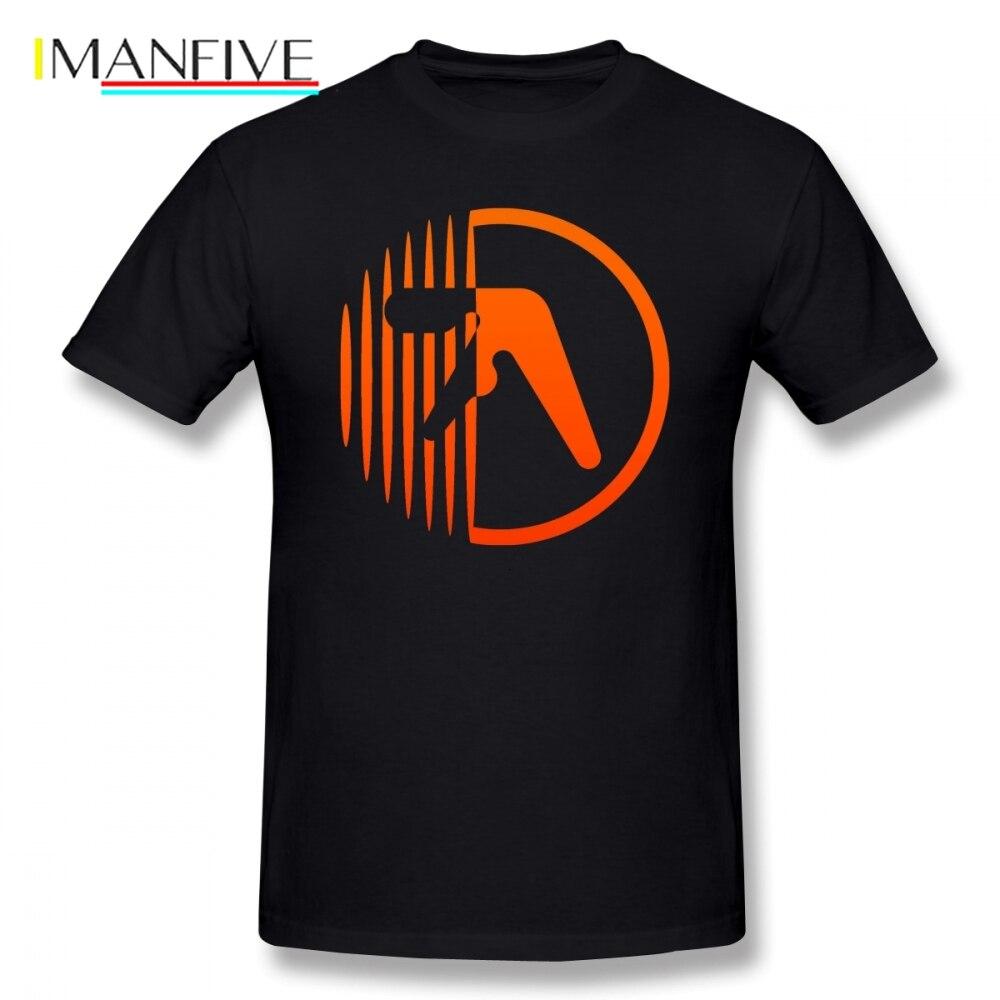 Aphex Twin Men T Shirt Popular Team Oversize Cotton Crewneck Custom Short Sleeve Tshirt Men