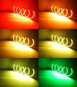 Image 4 - RF a distanza Bluetooth APP Multi Color Ultra luminosa RGB LED Fari Alogeni Di Profondità kit per Toyota Chaser JZX100 1996 1997 1998 1999 2000 2001