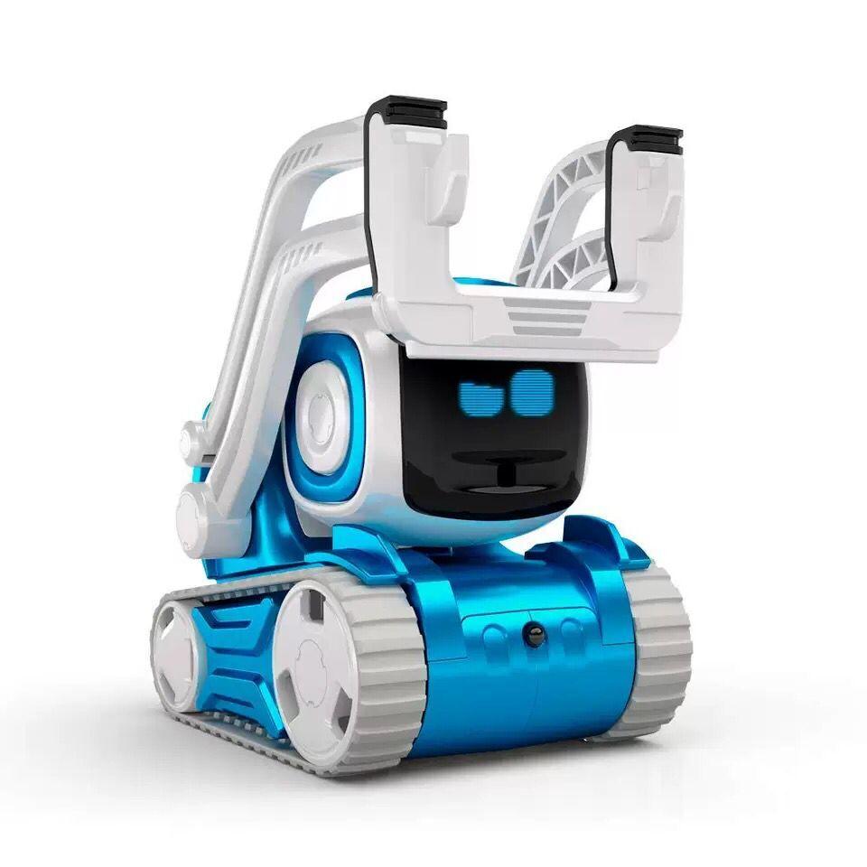 Juguetes de inteligencia Artificial, Robot para niños chicos, regalo de cumpleaños, Interacción de voz inteligente, juguetes para educación temprana familiar - 5