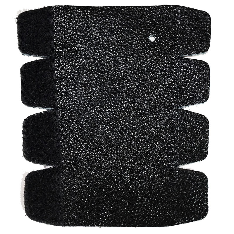 French Horn Leather Hand Guard Non-Slip Protective Pad Brass Instrument Accessories