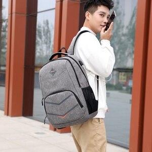 Image 2 - Fengdong حقيبة مدرسية عالية s teenage حقيبة السفر الصبي حقيبة لابتوب 15.6 أطفال حقيبة مدرسية الصبي المدرسية على ظهره usb تهمة