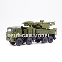 1:43 scale Alloy Toy Vehicles SSM RUSSIA AIR defense systems 96K6 S1 Model Of Children's Toy Car Original Authentic Kids Toys
