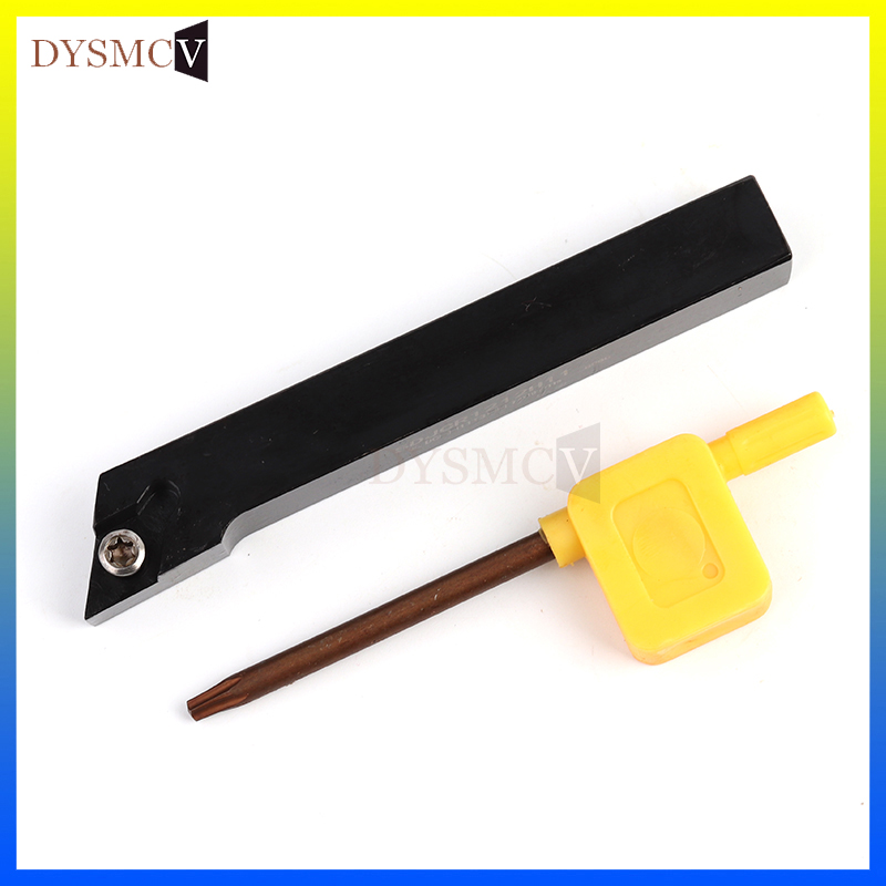 1pcs SDJCR1212H07 SDJCR1616H11 SDJCR2020K11 SDJCR2525M11 Turning Tool CNC External Turning Tool Holder Lathe Cutter Tools