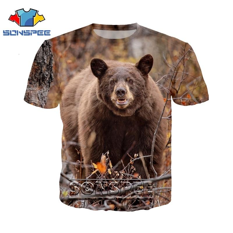 3d Print Animal Bear Face T Shirt Streetwear Men Women Fashion Hip Hop T-shirt Harajuku Shirts Funny Dj Tees Psychedelic Tshirt