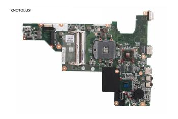 High quality 646179-001 Free Shipping for HP 2000 CQ43 laptop motherboard with HM65 chipset 6370/512m