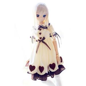 [wamami] Dress Suit Uniform For 1/3 1/4 DD SD AOD Female Dolls Dollfie Outfits